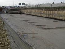 Etude géotechnique pour une station d'épuration à VILLEURBANNE