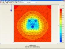 Exemple de dimensionnement d'un renforcement de sol par inclusion rigide à l'aide du logiciel PLAXIS 3D, ZAC Confluence, LYON, Rhône (69).