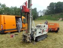 Atelier de forage Comacchio GEO 205