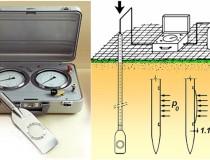 Dilatomètre plat de Marchetti DMT
